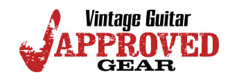Vintage Guitar Approved Gear