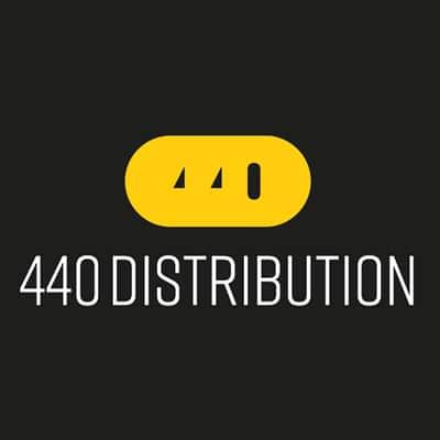 440 Distribution logo